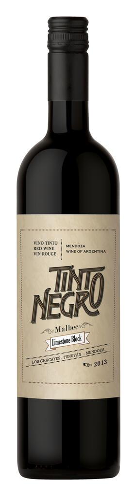 TintoNegro Limestone Block Bottle Preview