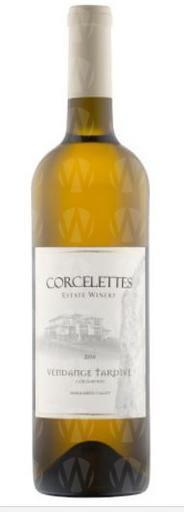 Corcelettes Estates Winery Vendange Tardive (Late Harvest)