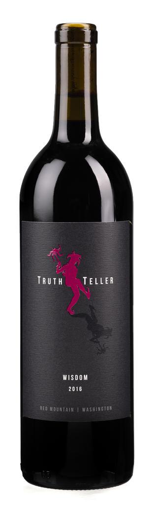 TruthTeller Winery Wisdom Bottle Preview