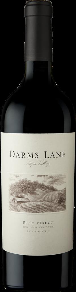 Darms Lane Winery PETIT VERDOT Bottle Preview