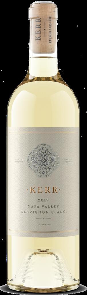 Kerr Cellars Sauvignon Blanc Bottle Preview