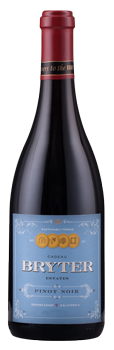 """BRYTER Estates """"Cadeau"""" Pinot Noir, Sonoma Coast Bottle Preview"""