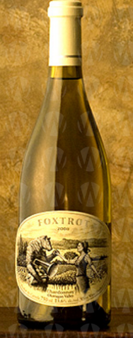 Foxtrot Vineyards Chardonnay