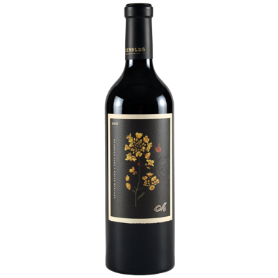 Reynolds Family Winery Stag's Leap Merlot Bottle Preview