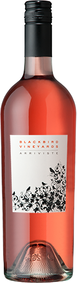 Blackbird Vineyards Arriviste Napa Valley Proprietary Rosé Wine Bottle Preview