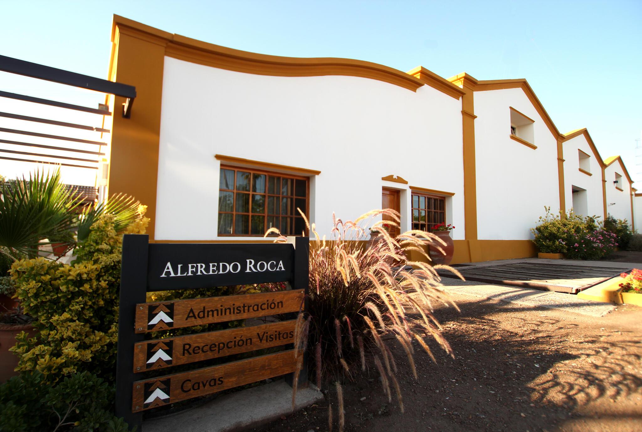 Alfredo Roca Wines Cover Image