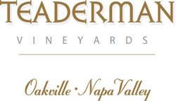 Teaderman Vineyards Logo