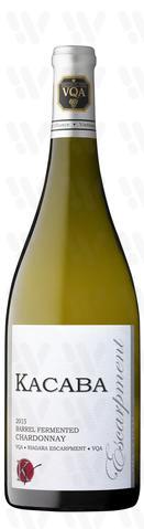 Kacaba Vineyards and Winery Barrel Fermented Chardonnay