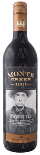 Monte Creek Ranch Hands Up Red