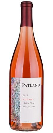 "Patland Estate Vineyards ""Lilla in Fiore"" Rosé Bottle Preview"