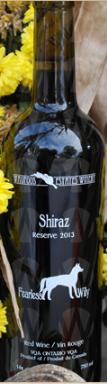 Waupoos Estates Winery Shiraz Reserve