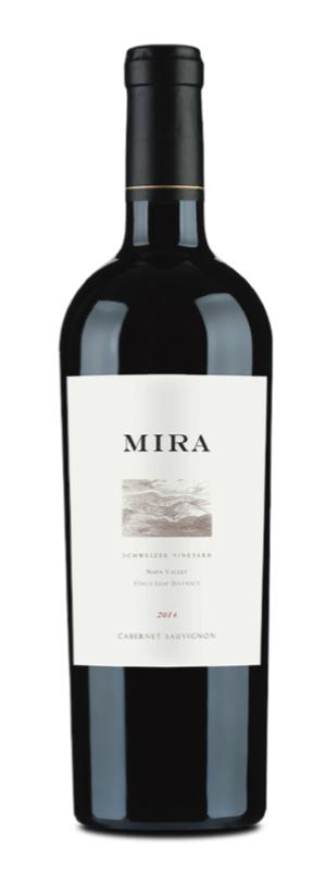 Mira Winery Cabernet Sauvignon Schweizer Bottle Preview