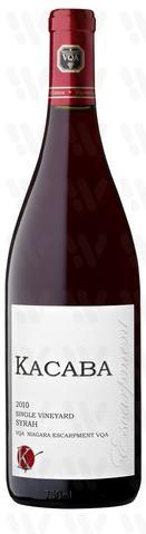 Kacaba Vineyards and Winery Syrah, Single Vineyard