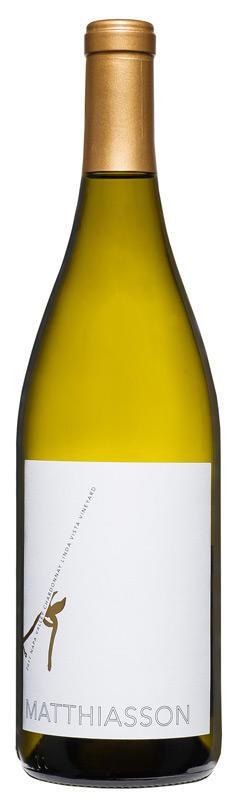 Napa Valley Chardonnay Harms Vineyard Bottle