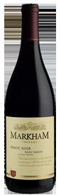 Markham Vineyards Napa Valley PInot Noir Bottle Preview