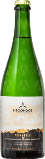 Vignoble des Négondos Preambulle