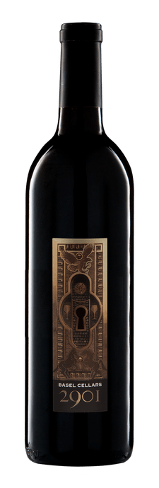Basel Cellars Estate Winery 2901 Red Bottle Preview