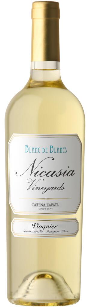 Bodega y Viñedos Catena Nicasia Vineyards Blanc de Blancs Bottle Preview