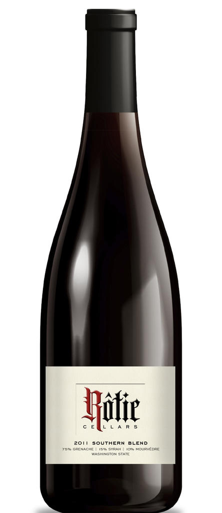 Rotie Cellars Southern Blend Bottle Preview