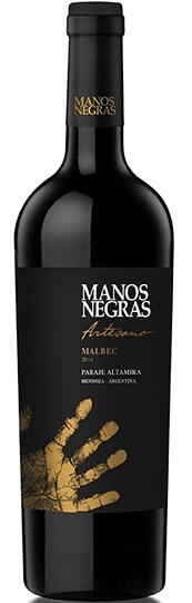 Manos Negras Artesano Malbec Bottle Preview