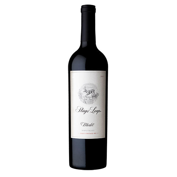 Stags' Leap Winery Merlot Napa Valley Bottle Preview