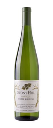 Stony Hill Vineyard Stony Hill White Riesling Bottle Preview
