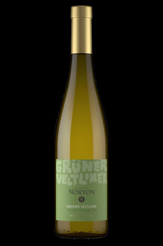 Gruner Veltliner Bottle