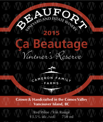 Beaufort Vineyard & Estate Winery Ca Beautage
