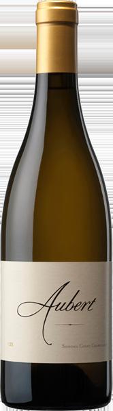 Aubert Wines CIX ESTATE VINEYARD SONOMA COAST CHARDONNAY Bottle Preview