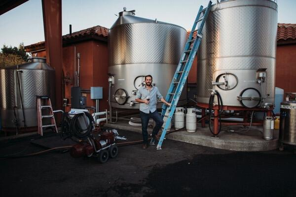 Tate Wines Cover Image