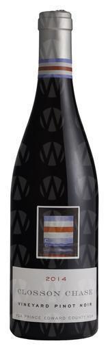 Closson Chase Vineyards Pinot Noir