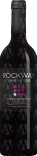 Rockway Vineyards Small Lot Block Blend Merlot