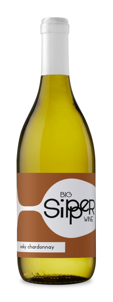 Big Sipper Wine Big Sipper | Chardonnay | California Bottle Preview