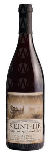 Keint-he Winery & Vineyards Portage Pinot Noir