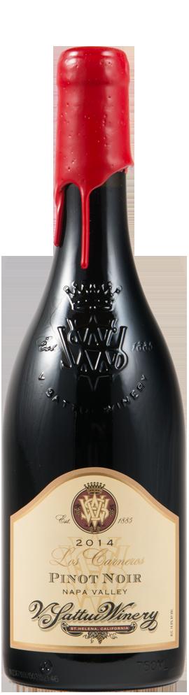 V. Sattui Winery Reserve Stock Pinot Noir Bottle Preview