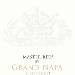 Grand Napa Vineyards GRAND NAPA MASTER RED Bottle Preview