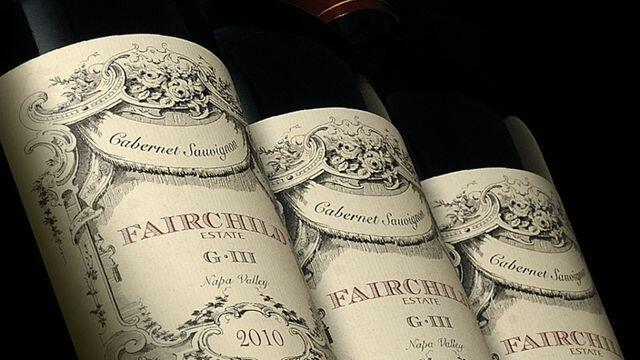 Fairchild Wines Cover Image