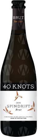 40 Knots Estate Winery Spindrift Brut