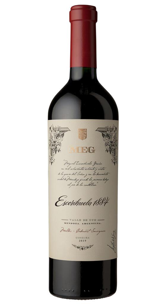 Escorihuela Gascón Escorihuela 1884 MEG - Malbec / Cabernet Sauvignon Bottle Preview