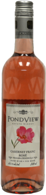 PondView Estate Winery Cabernet Franc Rosé