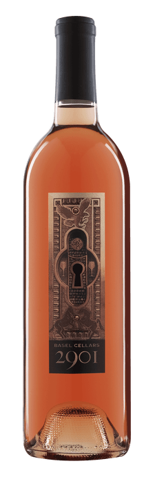 Basel Cellars Estate Winery 2901 Rosé Bottle Preview