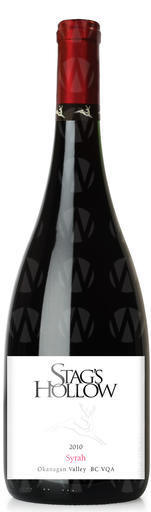 Stag's Hollow Winery & Vineyard Syrah