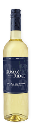 Sumac Ridge Estate Winery Unoaked Chardonnay