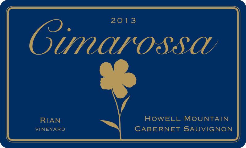 Cimarossa Wines Rian Bottle Preview