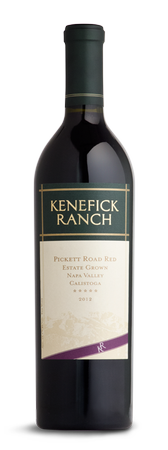 Kenefick Ranch Winery Pickett Road Red Bottle Preview