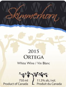 Skimmerhorn Winery & Vineyard Ortega