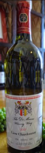 The De Moura Winery Way Liew Chardonnay