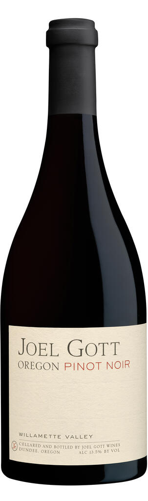 Joel Gott Wines Joel Gott Oregon Pinot Noir Bottle Preview