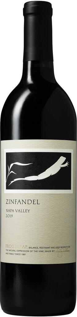Frog's Leap Winery Zinfandel Bottle Preview