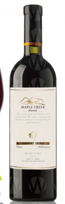 Maple Creek Wines Shiraz